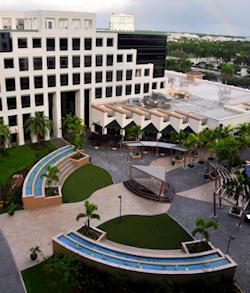 Boca Center Aerial