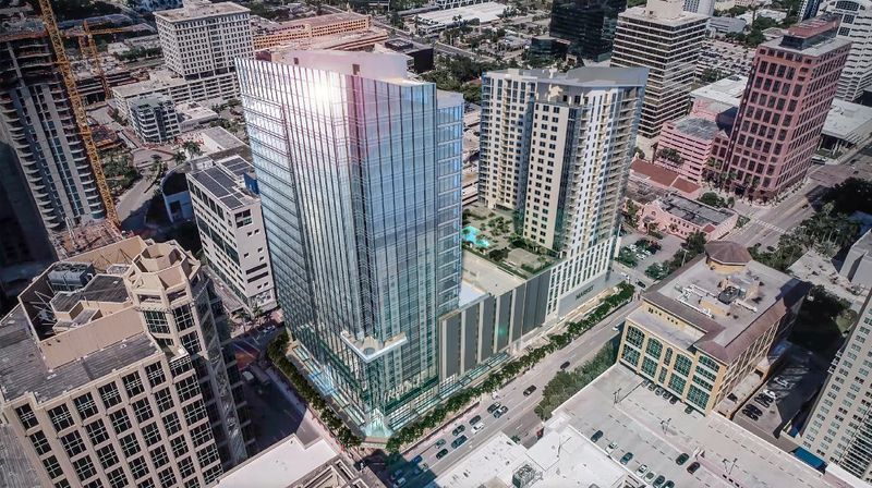 Main on Las Olas Fort Lauderdale Office Space